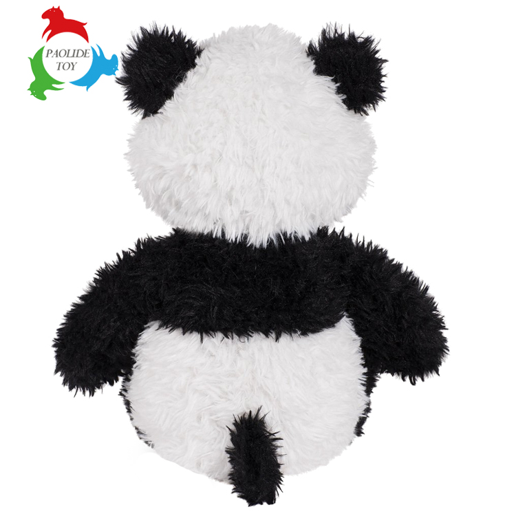 ISO factory custom soft panda plush toy