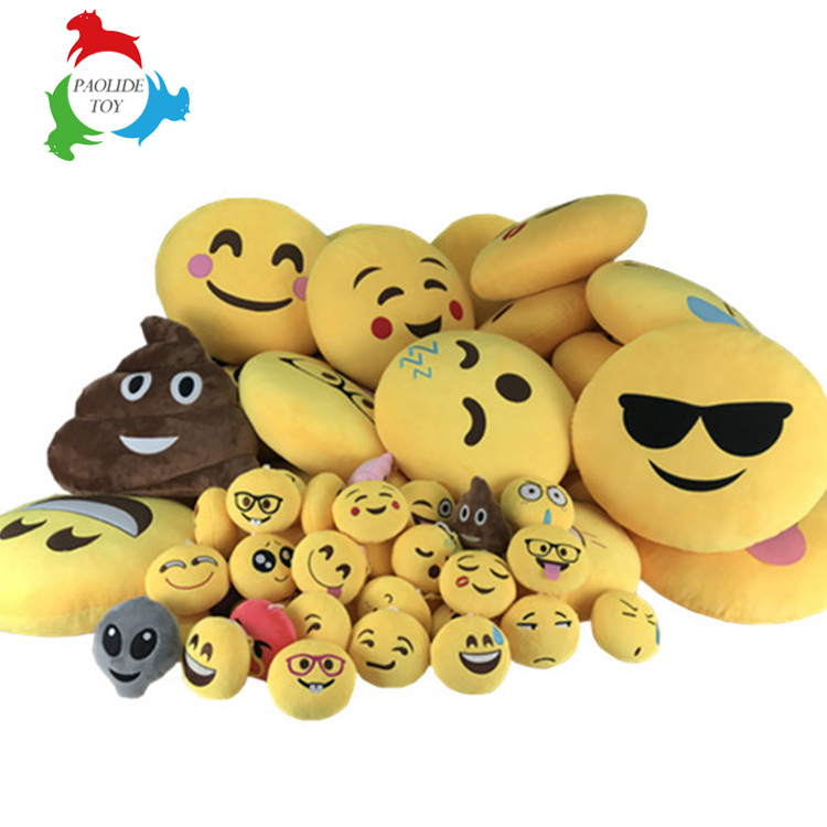 High Quality Customized emotion pillow